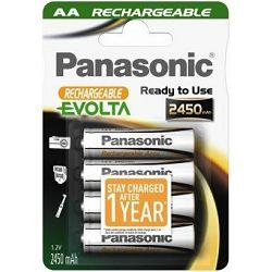PANASONIC baterije HHR-3XXE, 4BC punjive