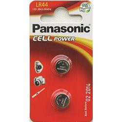 PANASONIC baterije LR44L,2BP Micro Alkaline