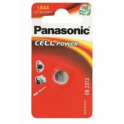 PANASONIC baterije LR-44EL,1B Micro Alkaline