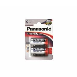 PANASONIC baterije LR14EPS,2BP Alkaline Standard Power
