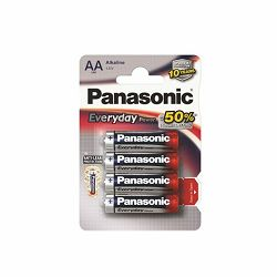 PANASONIC baterije LR6EPS, 4BP Alkaline Standard Power