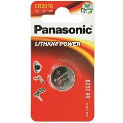 PANASONIC baterije male CR-2016EL,1BP