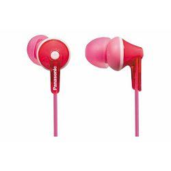 Slušalice PANASONIC  RP-HJE125E-P roze