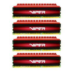 Memorija Patriot Viper4, DDR4, 3000Mhz, 16GB(4x4GB)