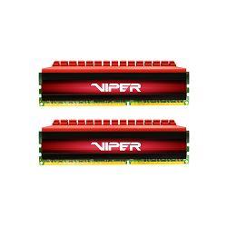 Memorija Patriot Viper4, DDR4, 2400Mhz, 8GB (2x4GB), CL15