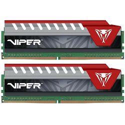 Memorija Patriot V Elite DDR4, 2400Mhz, 8GB, CL15