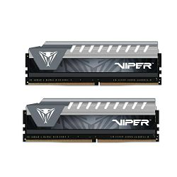 Memeorija Patriot V Elite DDR4, 2666Mhz,(2x 4GB),8GB,CL16,GY