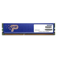 Memorija Patriot Sig. D3, 1333Mhz, 4GB (1x 4GB) 256x8 HS