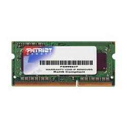 Memorija Patriot SODIMM, DDR3 1600Mhz, 4GB
