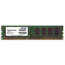 Memorija Patriot Sig.,D3, 1600Mhz, 8GB (1x 8GB)