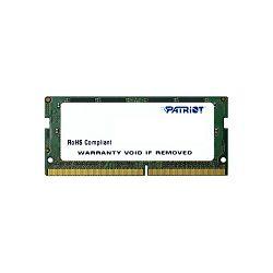 Memorija Patriot Sig. SODIMM, DDR4 2133Mhz, 4GB