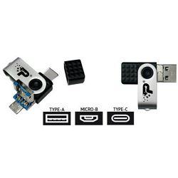 Patriot Trinity 3in1,  USB3.1, R200/W100, 32GB