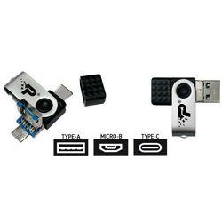 Patriot Trinity 3in1,  USB3.1, R200/W100, 64GB