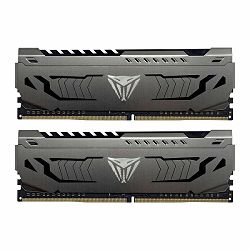 Patriot Viper Steel, 3200Mhz, 16GB (2x8GB), CL16