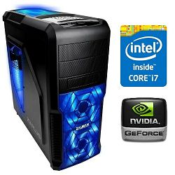 PC Računalo MagazinRS Kaby Lake (Intel i7 7700K 4.2GHz, GTX 1070 8GB, 8GB DDR4 RAM, HDD 1TB + SSD 240GB, DVD-RW)