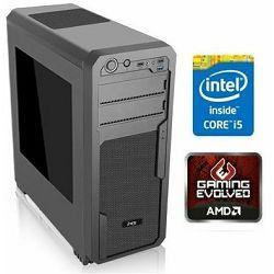 PC Računalo MagazinRS Extreme (Intel i5 7400 3.0 GHz, RX580 4GB, 8GB RAM, SSD 120GB + HDD 1TB, DVD-RW)