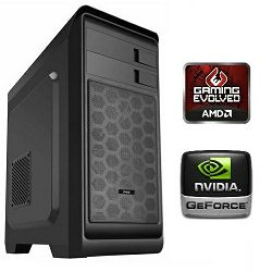 PC Računalo MagazinRS Gamer (AMD X4 860K 3.7GHz, GTX 1050 2GB, 8GB DDR3 RAM, HDD 1TB, DVD-RW)