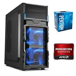 PC Računalo MagazinRS Kaby Lake (Intel G4560 3.5GHz, RX 570 4GB, 8GB DDR4 RAM, SSD 240GB, DVD-RW)