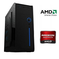 PC Računalo MagazinRS Pro (AMD A4 7300 3.80GHz, 4GB DDR3 RAM, SSD 120GB, DVD-RW)