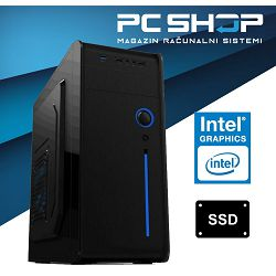 PC Računalo MagazinRS Pro (Intel J1900 2.0GHz, 4GB DDR3 RAM, SSD 120GB, DVD-RW)