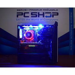 PC Računalo MagazinRS Ryzen (AMD 7 1700 3.0GHz, RTX 2080, 16GB DDR4 RAM, HDD 2TB + SSD 240GB)