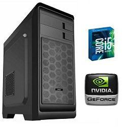 PC Računalo MagazinRS Kaby Lake (Intel i5 7400 3.0 GHz, GTX 1060 6GB, 8GB DDR4 RAM, HDD 1TB, DVD-RW)
