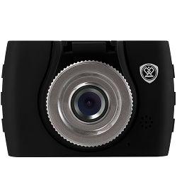 Car Video Recorder PRESTIGIO RoadRunner 133 (HD 1280x720@30 fps, 1.5 inch screen, GPDV6624, 0.3MP CMOS GC0308 image sensor, 3 MP camera (interpolated), 70° Viewing Angle, Micro USB, 120 mAh, Motion De