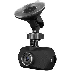 Car Video Recorder PRESTIGIO RoadRunner 140 (FHD 1920x1080@25fps, 1.5 inch screen, NT96223, 1 MP CMOS H42 image sensor, 12 MP camera, 110° Viewing Angle, Micro USB, 4x zoom, 200 mAh, Motion Detection,