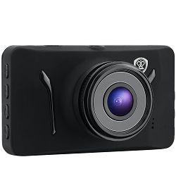 Car Video Recorder PRESTIGIO RoadRunner 525 (FHD 1920x1080@30fps, 3.0 inch screen, 2 MP CMOS OmniVision image sensor, 5 MP camera, 120° Viewing Angle, Mini USB, 300 mAh, Motion Detection, G-sensor, Cy