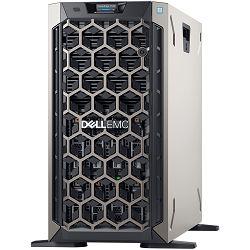 DELL EMC R340, Xeon E-2234 3.6GHz, 8M cache, 4C/8T,4 x 3.5