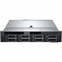 DELL EMC PowerEdge R7515 8x3.5in, AMD 7262 (3.20GHz,8C/16T,128M,155W,3200), 8GB RDIMM 3200MT/s, 480GB SSD SATA Read Intensive 6Gbps 512 2.5in Hot-plug, PERC H330 RAID, iDRAC9 Enterprise x5, 2x 1Gb Onb