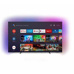Televizor OLED Philips 55OLED805, Android, Ambilight