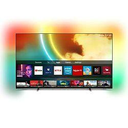 Televizor Philips 65OLED705, Android, Ambilight, OLED