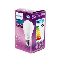 Philips LED žarulja, E27, A60, topla, 40W, mutna