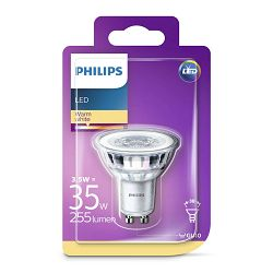 Philips LED žarulja, GU10, topla, 3.5W, 36 st.