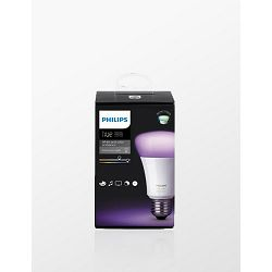 Philips HUE žarulja, boja, E27 new