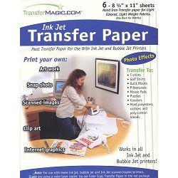 Photo Transfer papir za tamne materijale, 110gr
