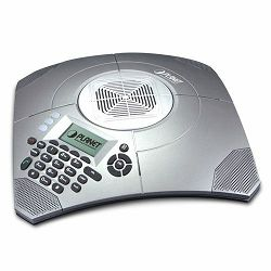 Planet HD Voice Conference IP Phone with PSTN (3-Line)