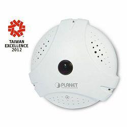 Planet ICA-HM830W 2 Mega-Pixel Wireless Fisheye IP Camera