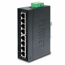 Planet 8P Gigabit Managed Industrial Ethernet Switch