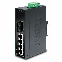 Planet ISW-511T 4P 1P FX Industrial Switch