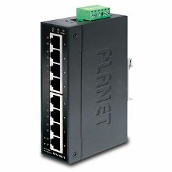 Planet ISW-801T 8P 10 100Mbps Industrial Fast Ethernet Switch