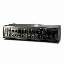 Planet 15-Slot Media Converter Chassis