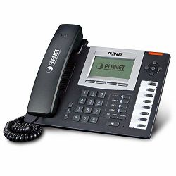 Planet Professional HD PoE IP Phone (6-Line)