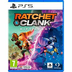 PlayStation 5 + Ratchet & Clank Rift Apart PS5 + Destruction AllStars PS5 + Playstation Plus Card 365