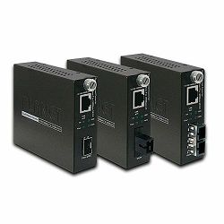 Planet Gigabit Web smart Ethernet Media Converter
