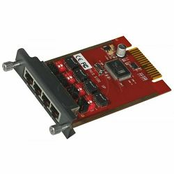Planet 4-Port ISDN Module for IPX-2100 IPX-2500