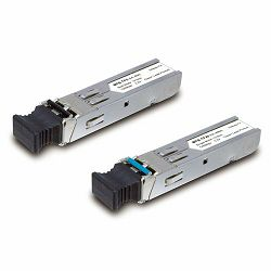 Planet SFP-Port 100Base-BX Transceiver (WDM,TX:1550nm) -20km