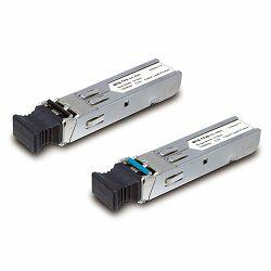 Planet WDM Tx-1550, 2KM, 100Mbps SFP fiber transceiver