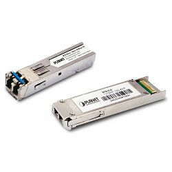 Planet 1-Port 10GBASE-SR SFP Fiber Optic Single-Mode Module 10km